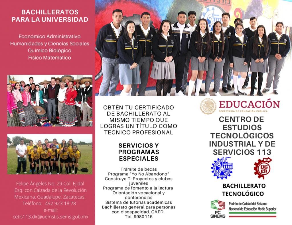 Ficha de Examen, Admisión Nuevo Ingreso 2020-2021